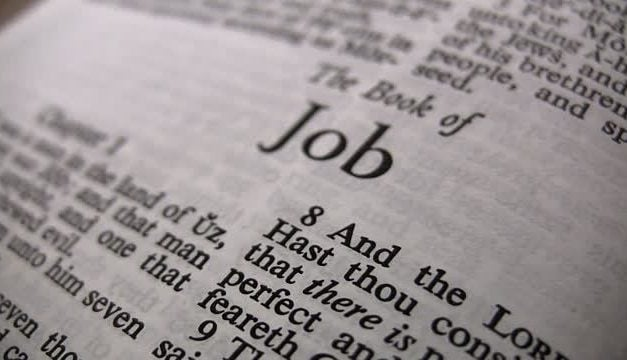 The Problem of Evil in the Book of Job