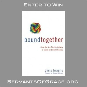 Book Giveaway - Bound Together by Chris Brauns