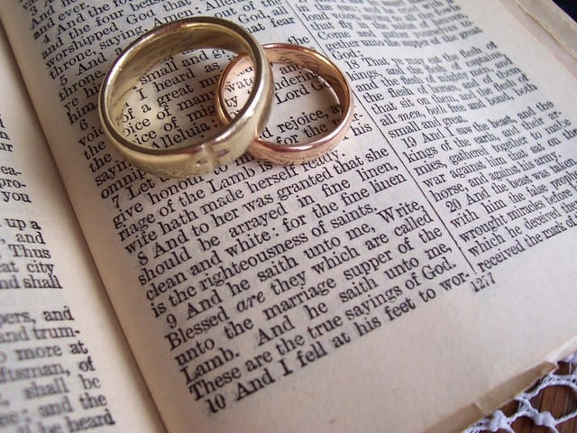 The Future of Marriage in America and the Response of Christians