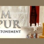 The Feasts of the Lord: The Day of Atonement (Yom Kippur)
