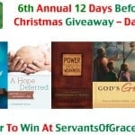 6th Annual 12 Days Before Christmas Giveaway Day 7 150x150 6th Annual 12 Days Before Christmas Giveaway   Day 11
