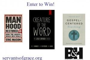Book Giveaway– B&H 12/3-12/10/2013