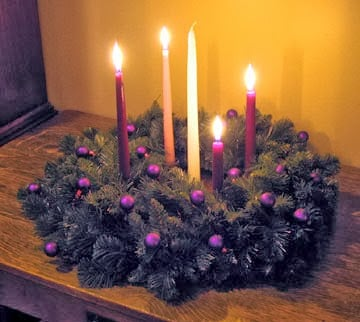 what do advent candles mean. Black Bedroom Furniture Sets. Home Design Ideas