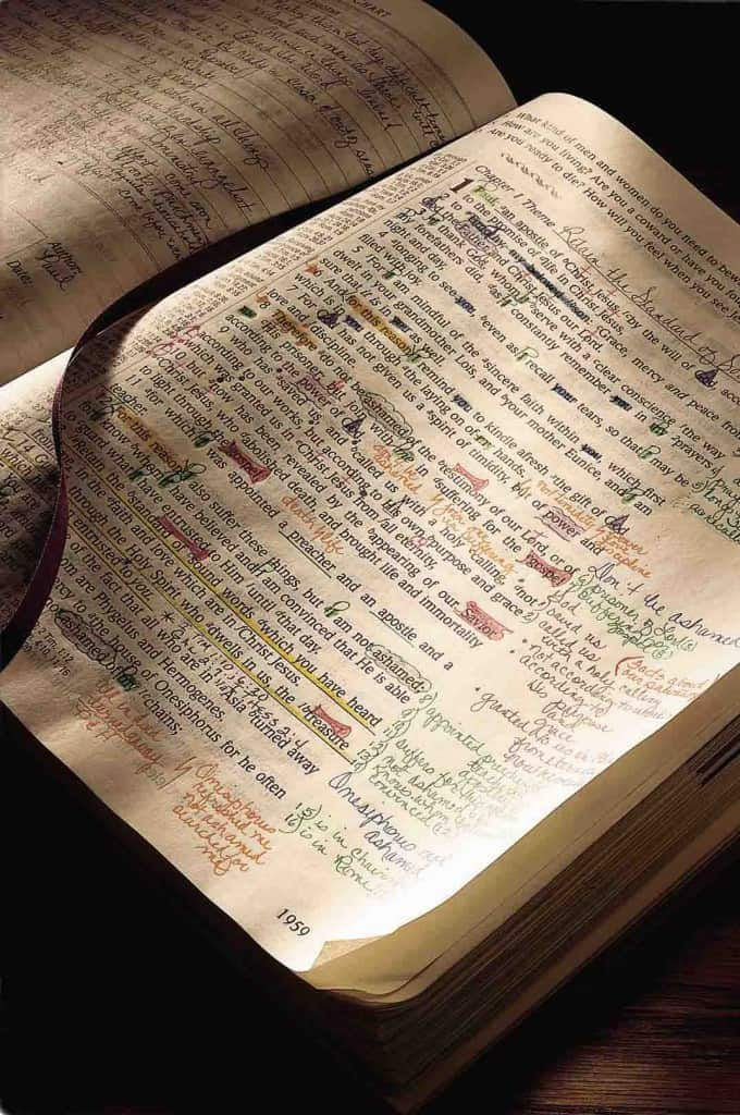 an analysis of a christian reputation by timothy Posts about 2 timothy 4:17 written by jovan payes.