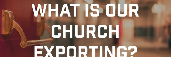 Love: The Church's Export
