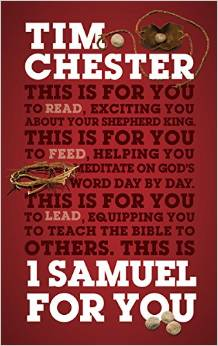 1 Samuel for You 1 Samuel For You by Tim Chester