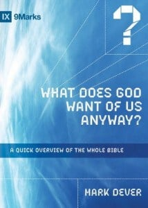 What Does God Want of Us Anyway 214x300 What Does God Want of Us Anyway?: A Quick Overview of the Whole Bible
