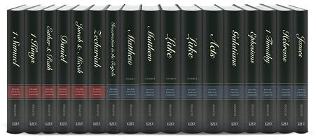 reformed expository commentary Reformed Expository Commentary Series on Logos