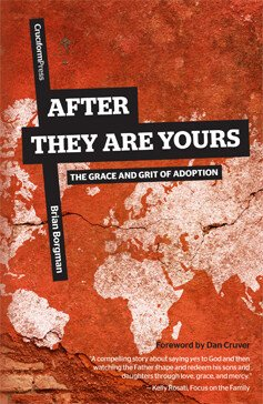 After They Are Yours: The Grace and Grit of Adoption by Brian Borgman