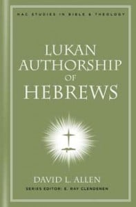 Lukan Authorship of Hebrews