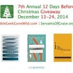 7th Annual 12 Days Before Christmas Giveaway – Day 10