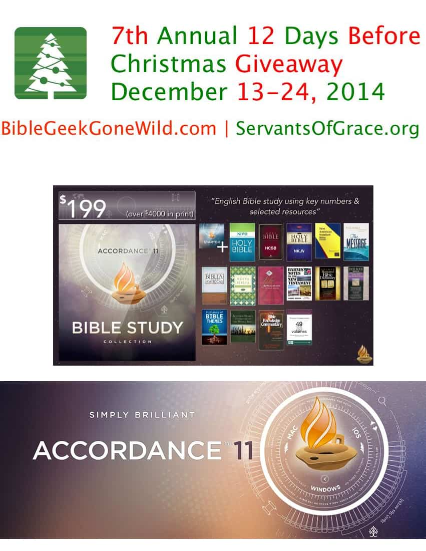 12 Days 12 Accordance