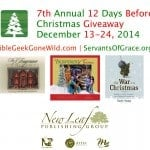 7th Annual 12 Days Before Christmas Giveaway – Day 8
