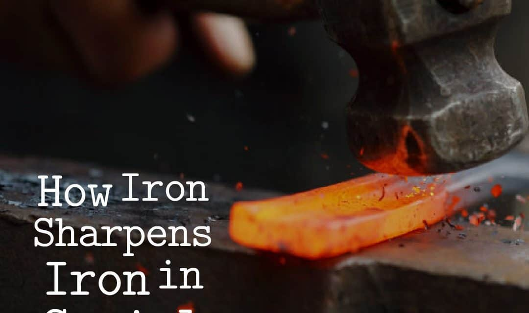 How Iron Sharpens Iron in Social Media