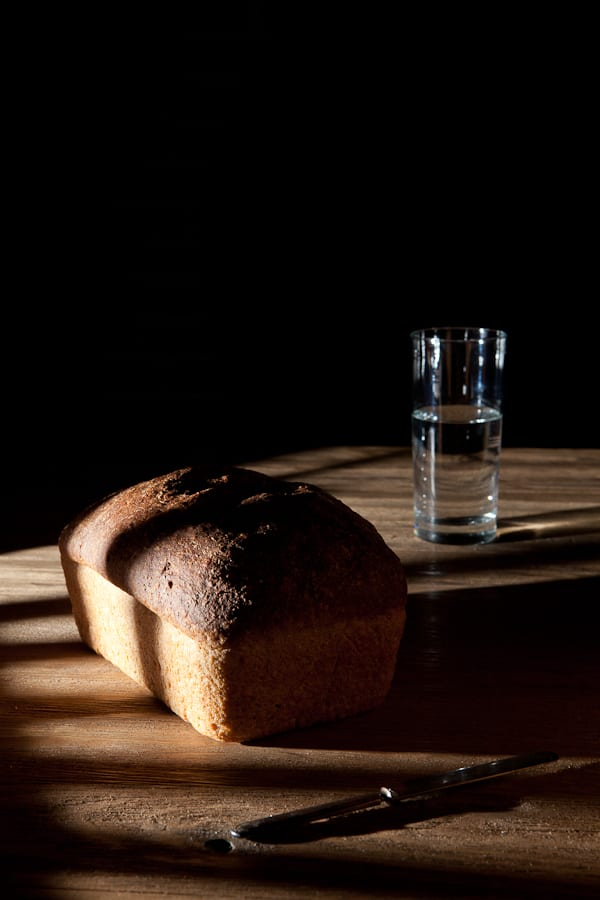 Knowing the Bread of Life and Drinking from the Living Water of Christ in the Dungeon of Depression