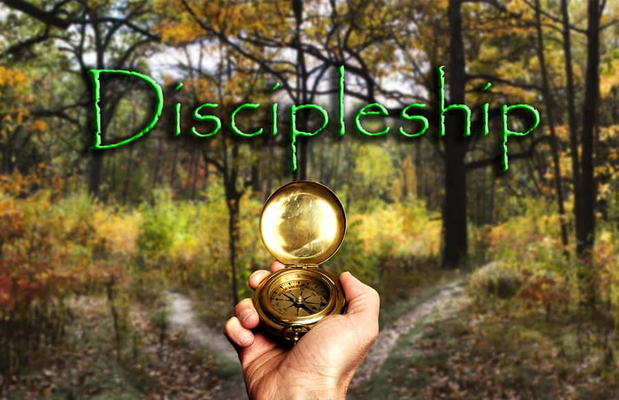 Discipleship From The Beginning