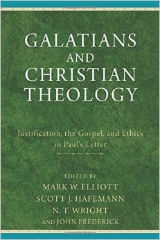 Galatians and Christian Theology: Justification, the Gospel, and Ethics in Paul's Letter