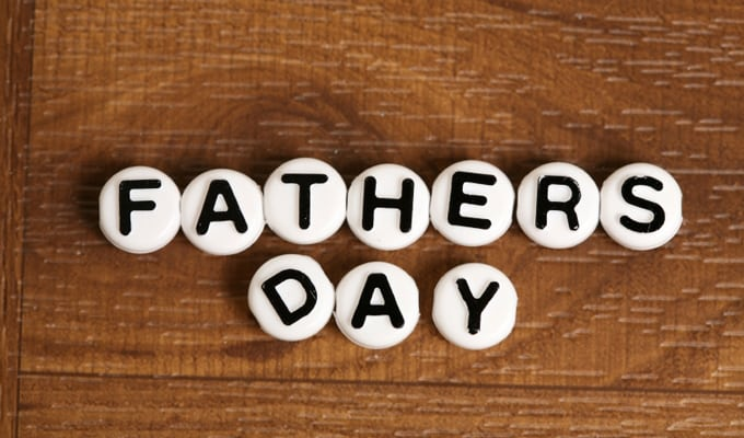 Hope and Healing for the Fatherless on Father's Day