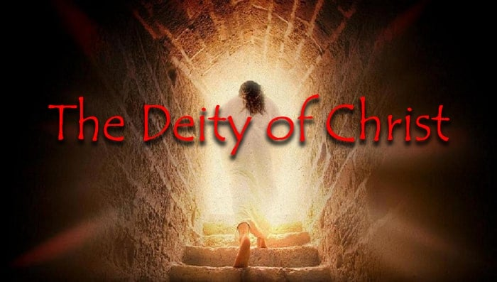 Responding to the Claims of Deity by Jesus