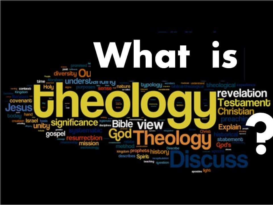 Theology is for You and Me