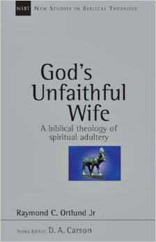 God's Unfaithful Wife: A Biblical Theology of Spiritual Adultery