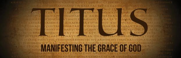Elders are Gospel Men Titus 1:5-9