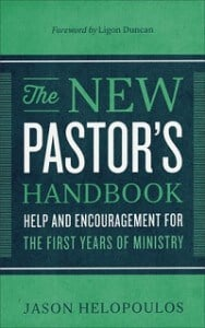 New Pastors Handbook by Helopoulos