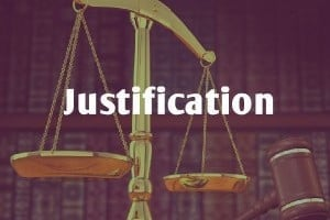 Justification
