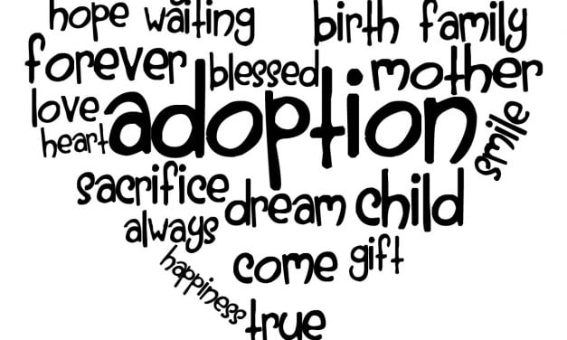 Adopted, Through Jesus Christ