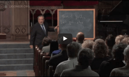 "R. C. Sproul – What Does ""Simul Justus et Peccator"" Mean?"