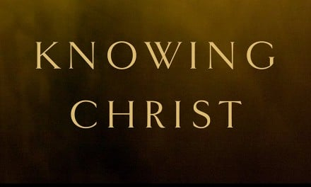 Knowing Christ by Mark Jones