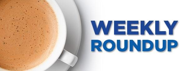 Weekly Roundup 11/6/2017-11/11/2017