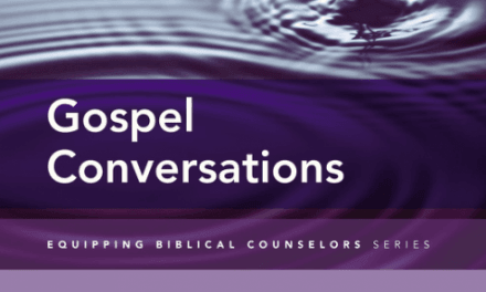 Gospel Conversations How To Care Like Christ by Robert W. Kellemen