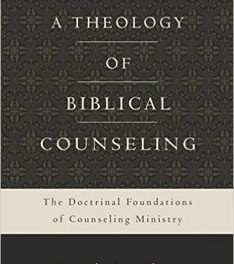 "A Review of ""A Theology of Biblical Counseling"" by Heath Lambert"