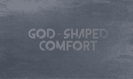 Joe Holland – God-Shaped Comfort