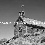 Habits and Confrontation Within the Church