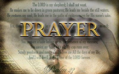 Lord's Prayer: Teach Us To Pray