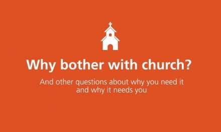 Why Bother with Church? And Other Questions About Why You Need It and Why It Needs You by Sam Allberry