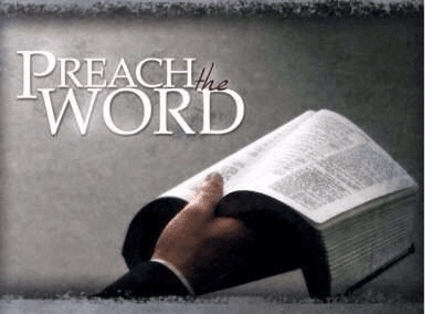 Preaching is Indispensable