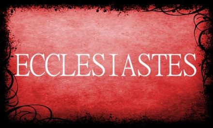 The Goal of Ecclesiastes: An Introduction