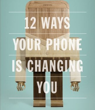 Personal Application and Book Review: 12 Ways Your Phone is Changing You