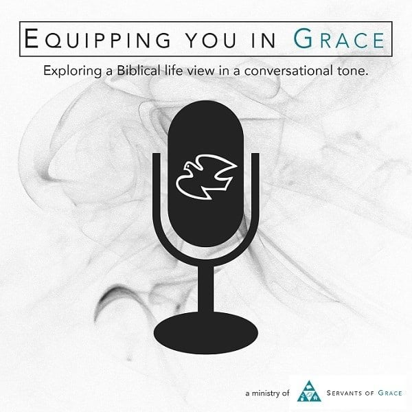 Episode 105- Carl Trueman– Grace Alone—Salvation as a Gift of God: What the Reformers Taught…and Why It Still Matters