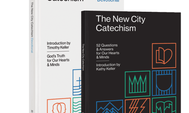 The New City Catechism Devotional