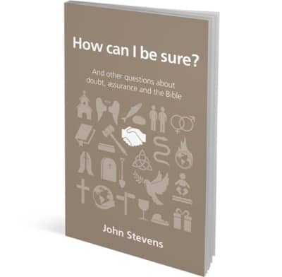 """""""How Can I Be Sure?"""" by John Stevens"""