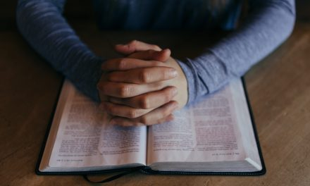 The Importance of Praying Scripture