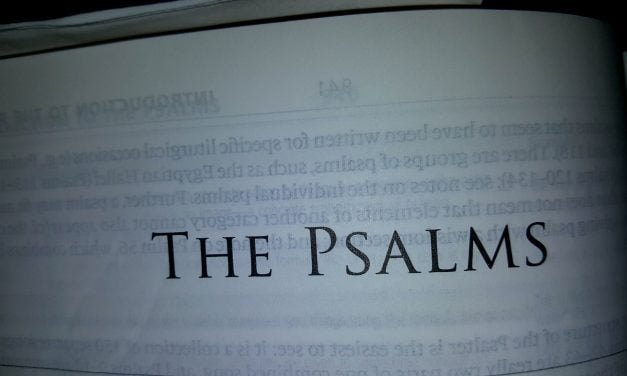 What Should We Think About the Imprecatory Psalms?
