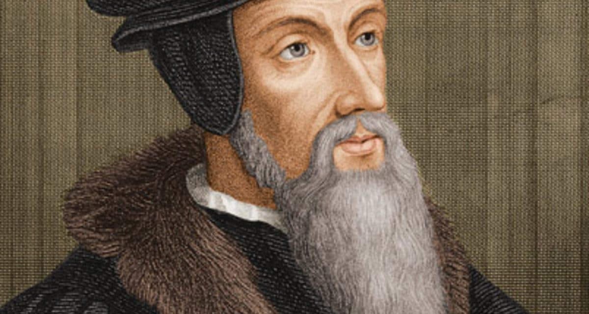 Five Lessons from John Calvin on the Christian Life
