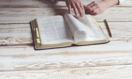 Memorizing and Meditating on God's Word