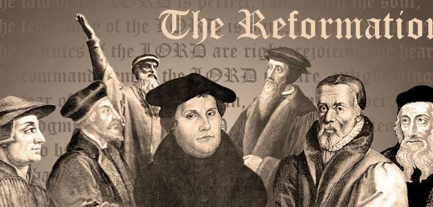 The Central Figure in the Protestant Reformation: An Essay on its 500th Anniversary