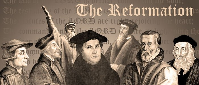 Total Transformation: The Power of the Reformation for Today